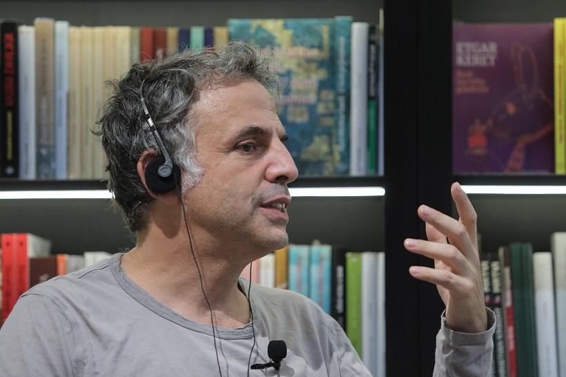 Etgar Keret u Zagrebu: Pisac čija proza pretvara život u lunapark