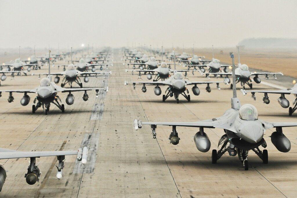 Banožić: 'Nema službene ponude za nabavu rabljenih F-16'