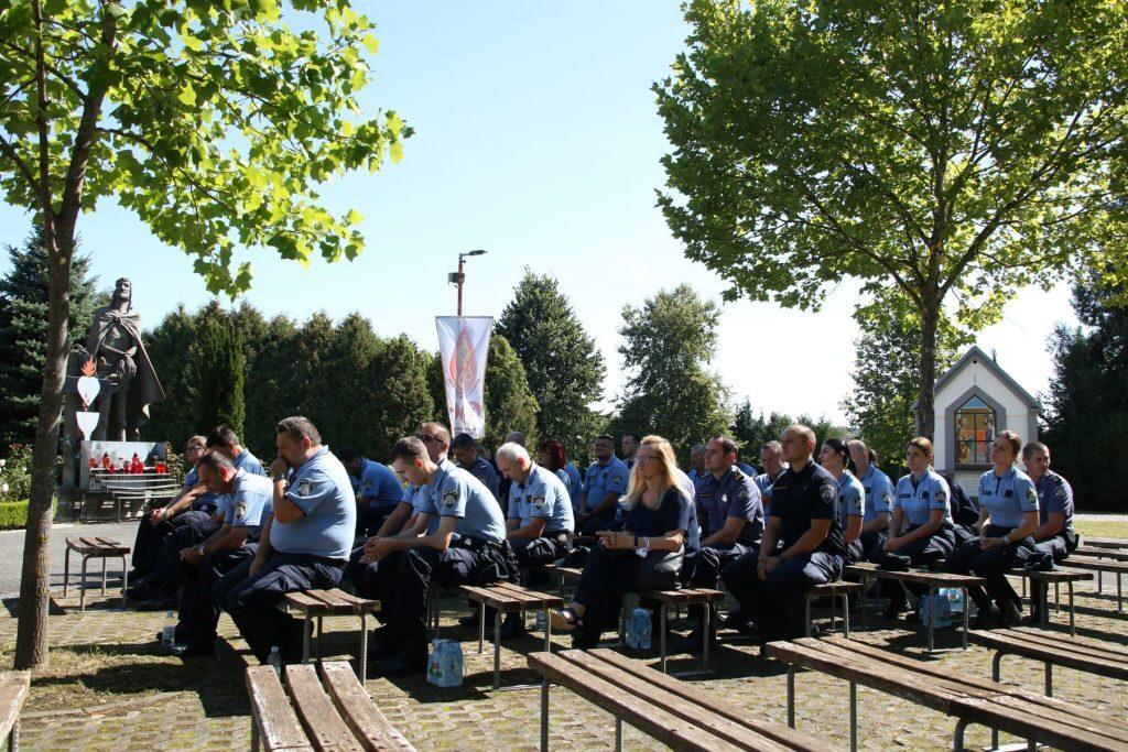 21. hodočašće hrvatske policije u Ludbreg Predragocjenoj Krvi Kristovoj