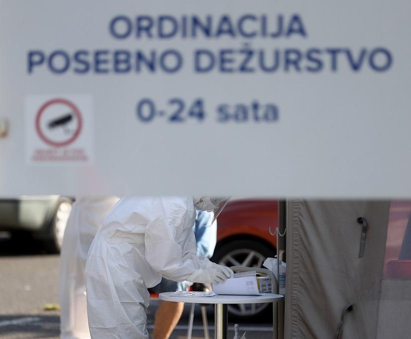 U Hrvatskoj 819 novozaraženih, osam osoba umrlo