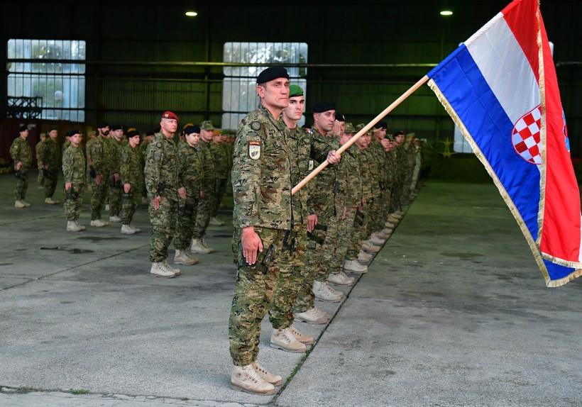 Povratkom 12. hrvatskog kontingenta završila misija u Afganistanu