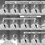 FESTIVAL SUVREMENE UMJETNIČKE FORME – SUFFest 2020: Od 23. rujna do 10. listopada u Križevcima