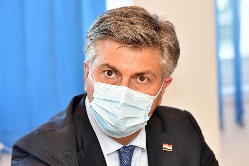 Plenković: Milanović će dovesti u pitanje svrhu institucije predsjednika