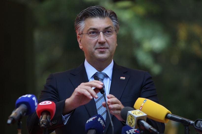 Plenković: Milanović pokazuje destabilizirajuće smjernice svoga rada