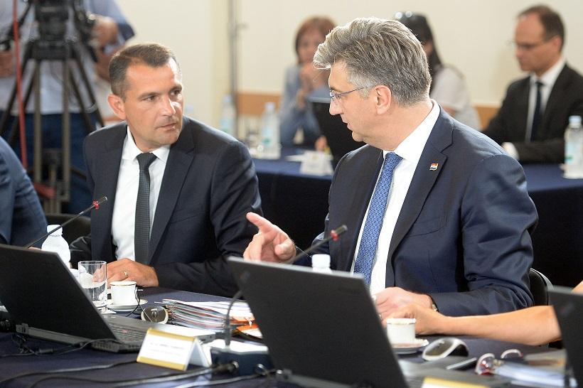 U Čakovcu će radni sastanak održati premijer Plenković i župan Posavec