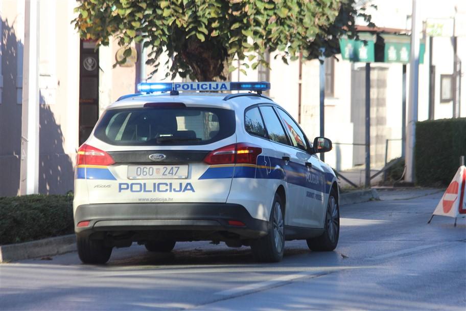 IZAZVAO SUDAR 73-godišnjak u Križevcima izlazio s parkirališta pa oduzeo prednost