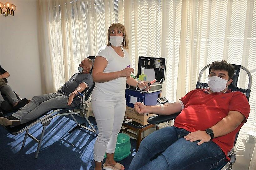 🖼️ U Križevcima prikupljena 181 doza krvi