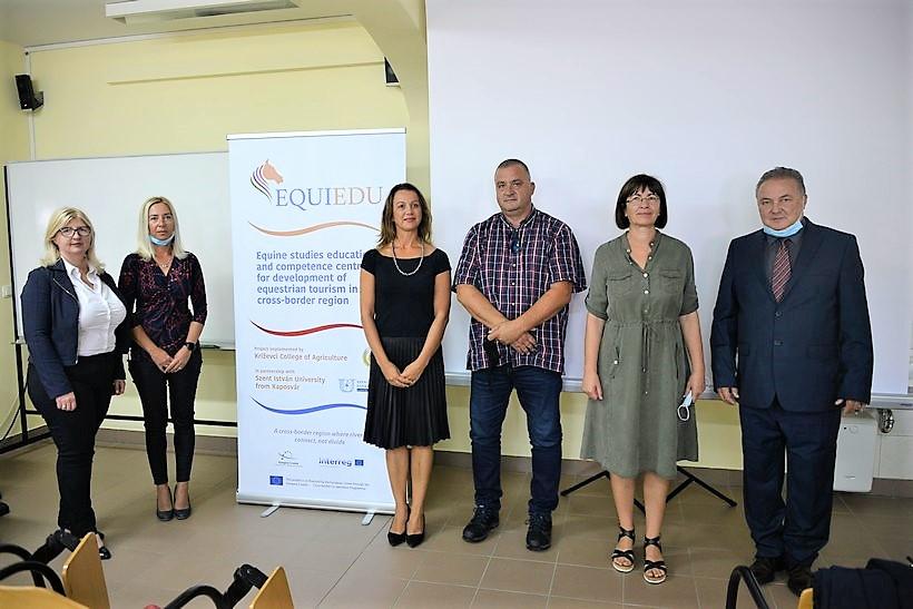 🖼️ 🎦 Visokom gospodarskom učilištu u Križevcima odobrena dva europska projekta vrijedna više od 2 milijuna kuna