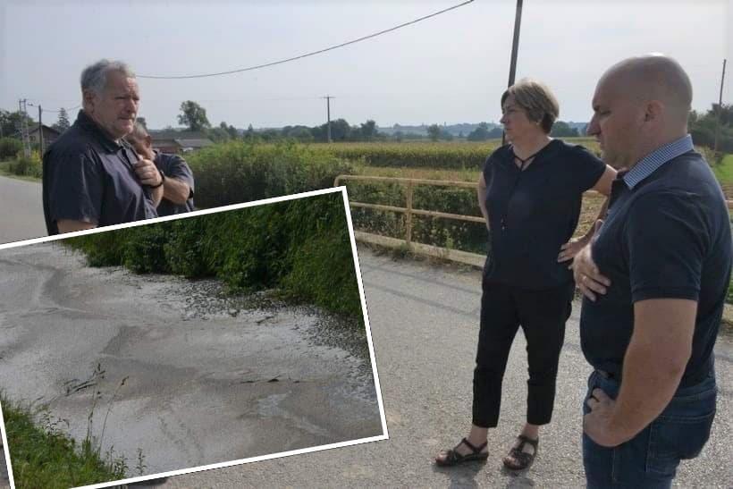 """🖼️ 🎦 ZAGAĐEN POTOK ČRNEC """"Ovo je prestrašno. Voda iz bunara više nije za piće – kupujemo pitku vodu"""""""