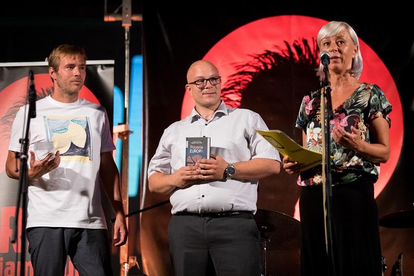 Dobitnik VBZ-ove nagrade za neobjavljeni roman Žarko Jovanovski