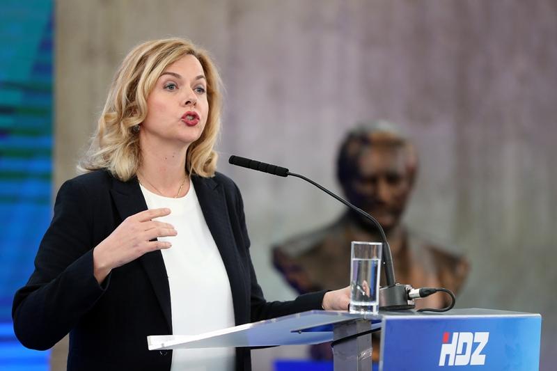 Zovko izabrana za potpredsjednicu Kluba zastupnika EPP-a u Europskom parlamentu
