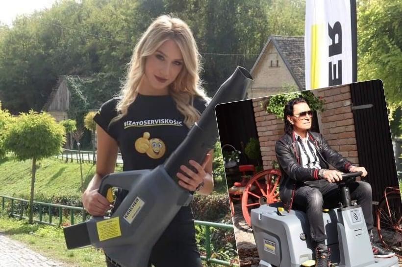USKORO! Miss Supranational Koprivničko-križevačke županije Nina Bojanović i Jasmin Stavros u novoj video reklami Servisa Košić