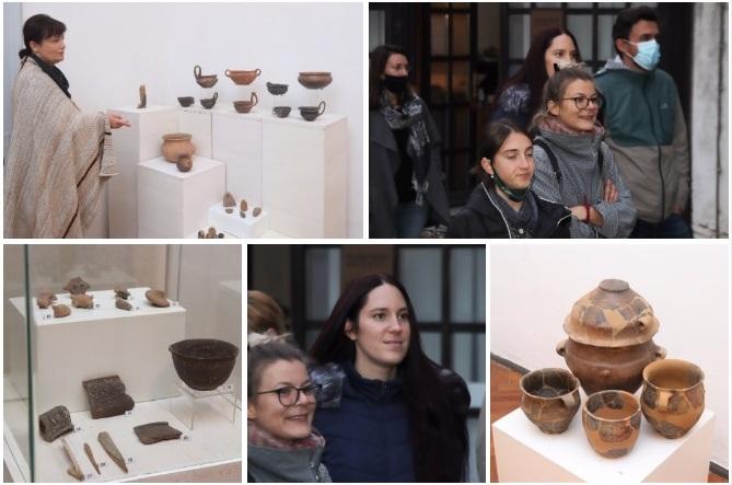 🖼️ 🎦 'Prapovijesne metalurške kulture križevačkog područja' u Gradskom muzeju Križevci