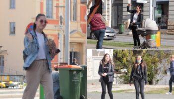 KRIŽEVAČKO 📷 FOTKALO Topao, sunčan i vjetrovit ponedjeljak u Križevcima