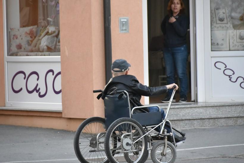 """Osobe s invaliditetom """"građani trećeg reda"""""""