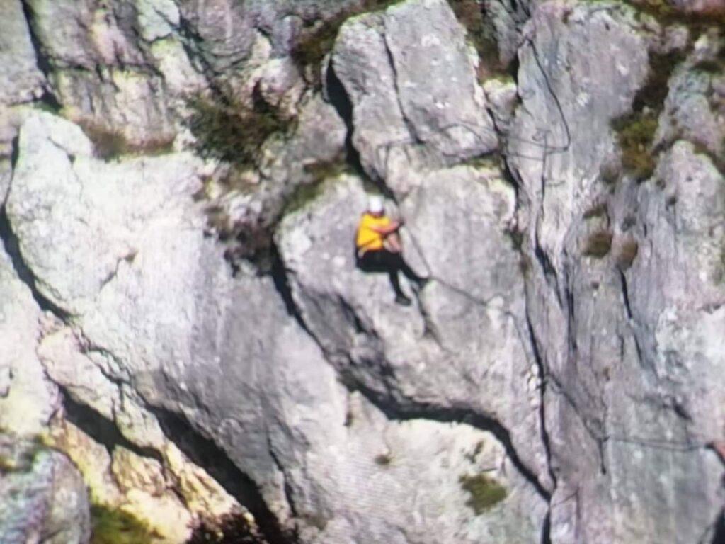 Spasili planinara na Kalniku