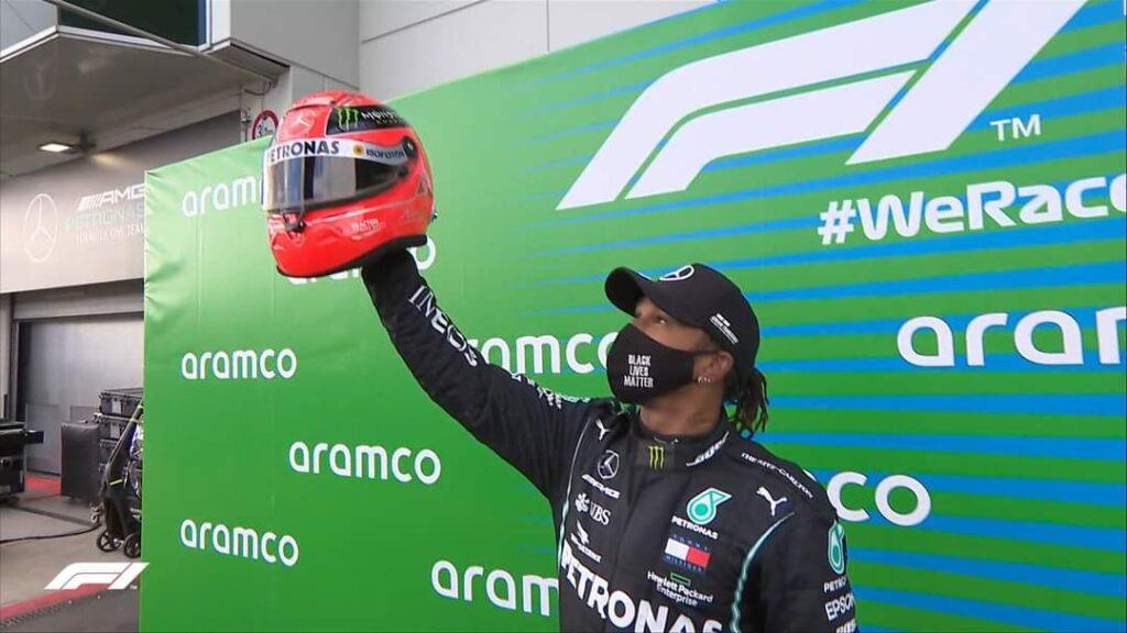 F1: Hamilton dostigao Schumachera