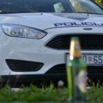 Pijanog mladića u Križevcima zatekli u vožnji prije položenog vozačkog
