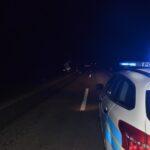 PROMETNA KOD KRIŽEVACA Oštećeno parkirano vozilo, vozač napuhao 1,46