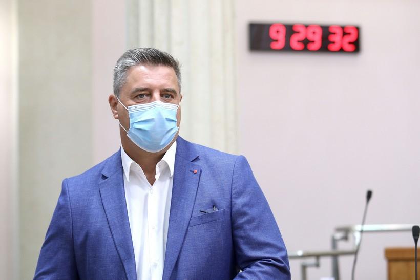 Sabor potvrdio: SDP-ov Franko Vidović pozitivan na koronavirus