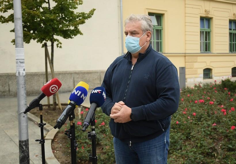 """Ravnatelj KBC Sestre milosrdnice: 'Privremeno zatvaranje bolnice """"nije opcija""""'"""