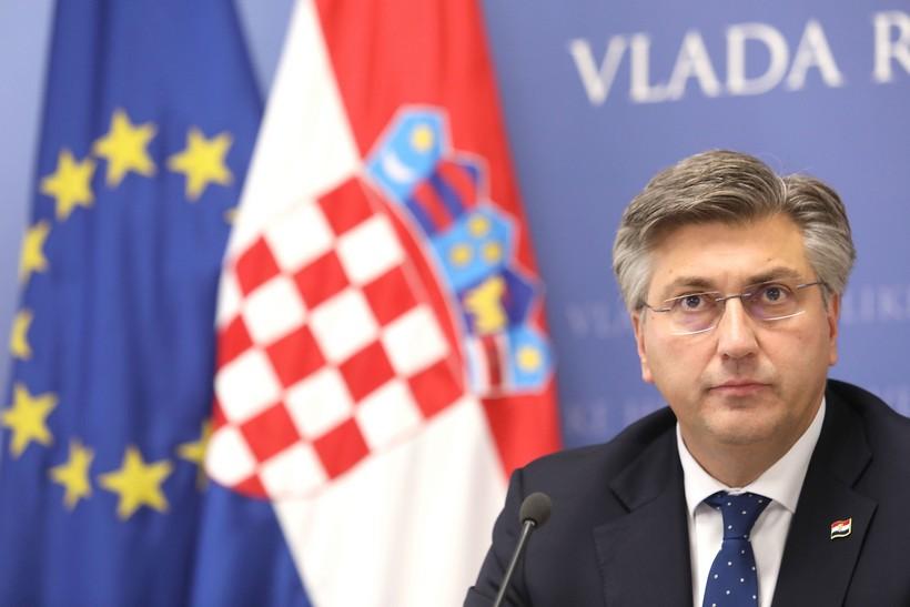 Plenković: Neću dopustiti Milanovićev nekontrolirani izljev uvreda