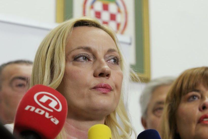 Krešo Beljak poručio Petirki: 'Bye, Bye miss MP'