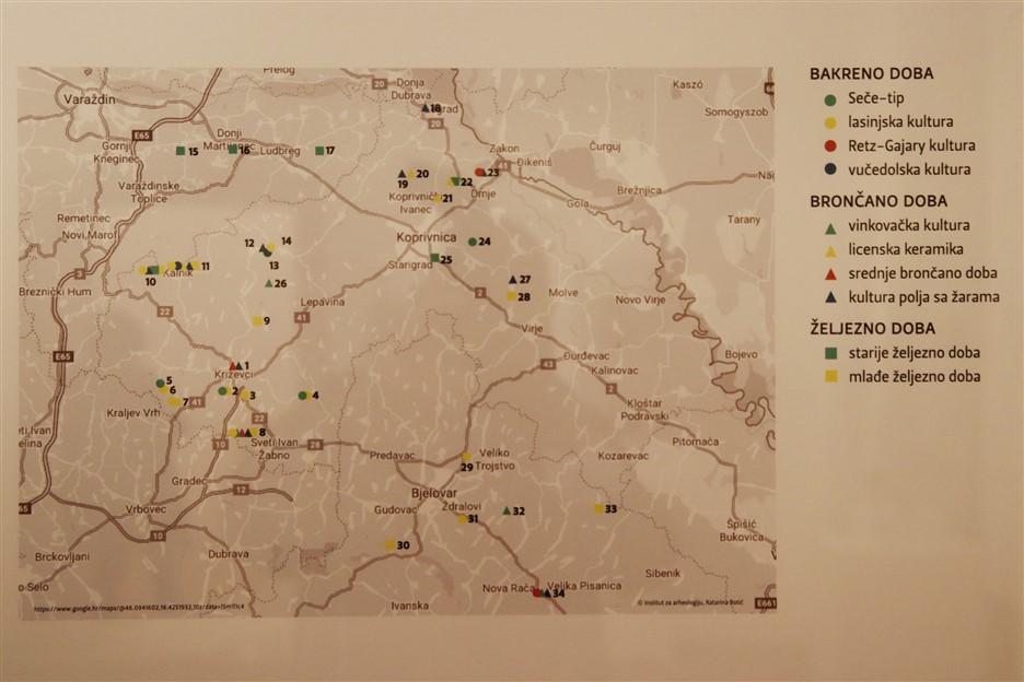 Prapovijesne metalurške kulture križevačkog područja04
