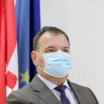 Beroš: '18 posto više hospitaliziranih, dodatak na plaće zdravstvenim radnicima'