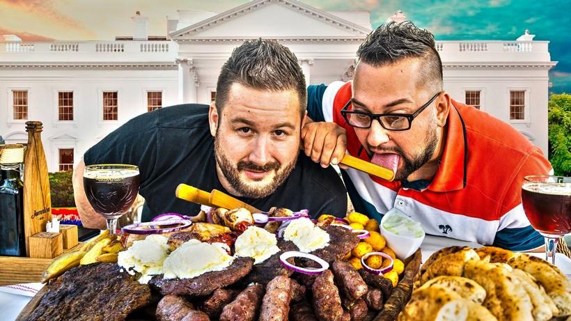 OTKRIVAMO Kakva je klopa u restoranu koji radi najveću mesnu platu u Podravini i Prigorju
