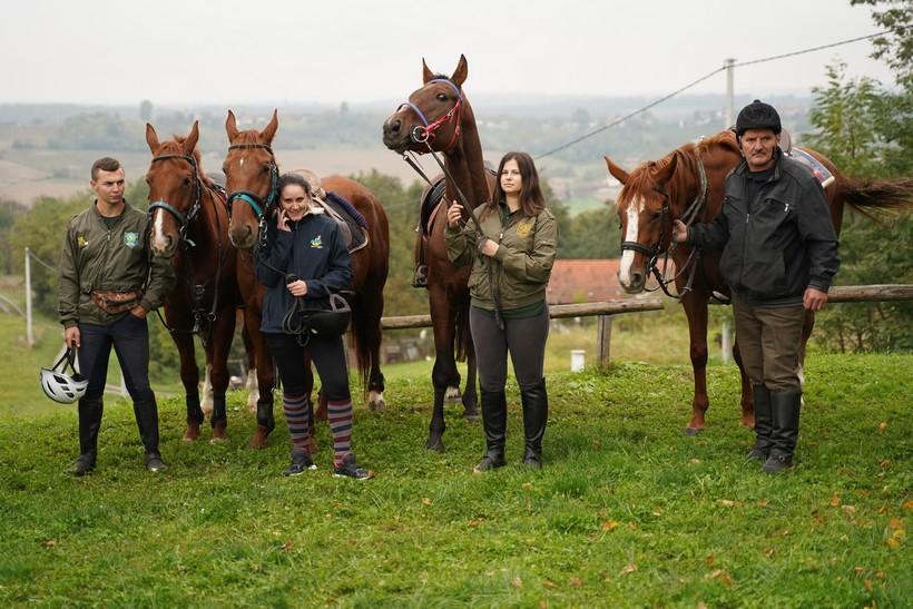 BILOGORSKE KONJIČKE STAZE  Domaća hrana i konjički turizam – uživanje na Bilogori!