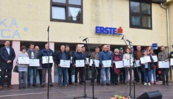 Željko Lacković: 'Cilj ovakvih manifestacija je zaštiti naše lokalne OPG-ove kako bi lakše plasirali svoje proizvode'