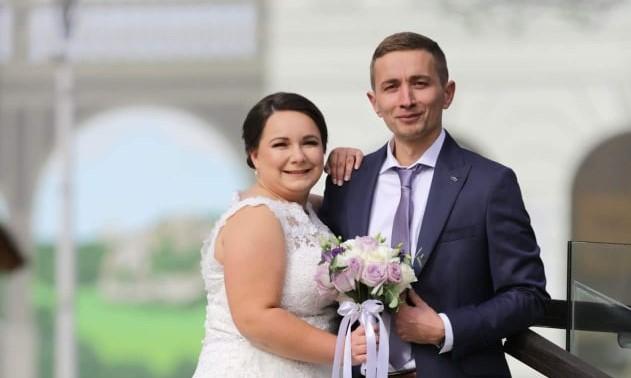 UPRAVO VJENČANI Andreja & Marko