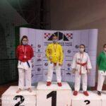 KARATE – Prvenstvo Hrvatske za mlade uzraste Križevčanka / Iva Katalenac prvakinja države