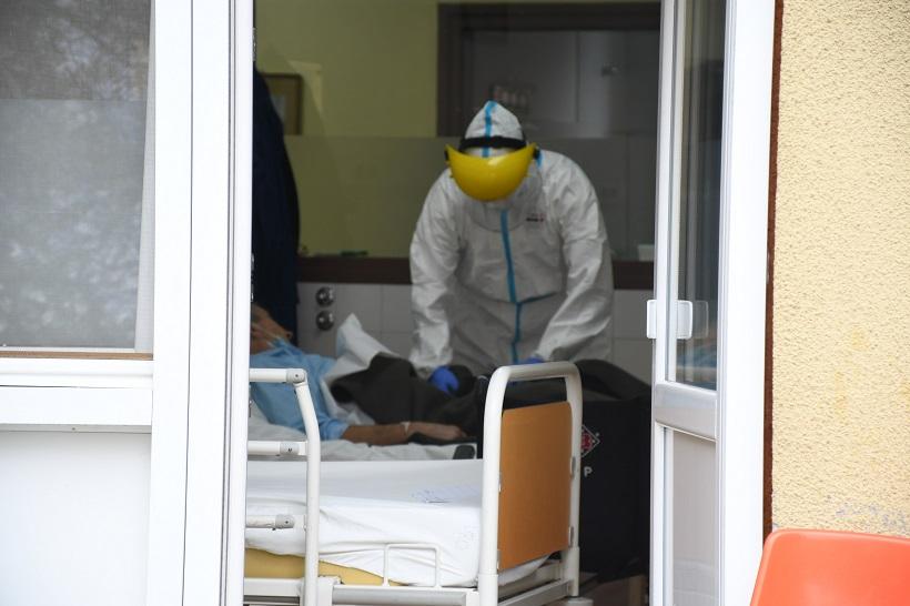 Raste broj novozaraženih u Koprivničko-križevačkoj županiji