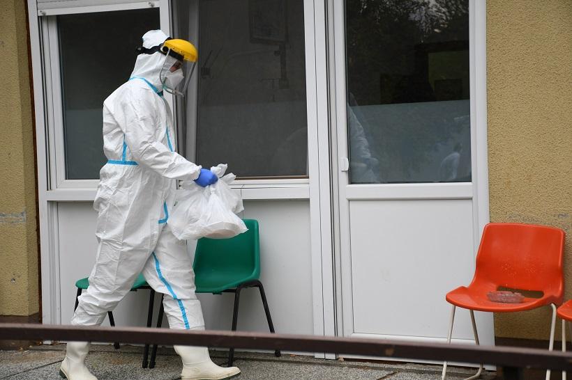 Rekordan broj novozaraženih u Sisačko-moslavačkoj županiji