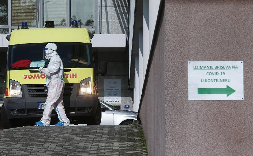 U Krapinsko-zagorskoj županiji sedam novih slučajeva zaraze