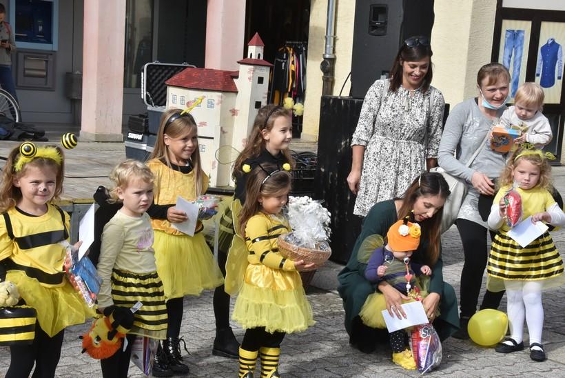 Medveni den u subotu na Trgu sv. Jurja: prijavite svoje najmlađe na izbor za najpčelicu