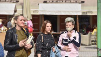 FOTKALO 📸 Medena atmosfera u suncem okupanom Đurđevcu