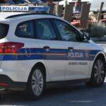 POLICIJA GA TRAŽI Udario u prometni otok i znakove u Đurđevce
