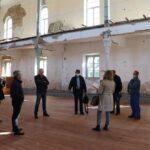 Počeli poslovi na obnovi Sinagoge – kulturnog centra prim. dr. Krešimir Švarc