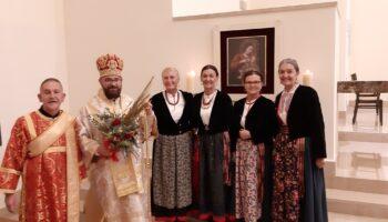 Križevački vladika mons. Milan Stipić služio prvu biskupsku liturgiju u Splitu