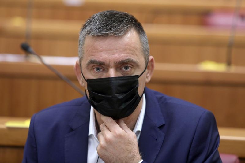 Stipo Mlinarić: Odgovornost za ono što se dogodilo na Markovu trgu je na ministru Božinoviću