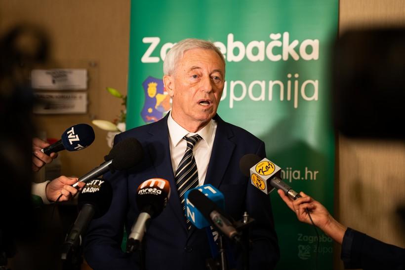 Župan Kožić ide po novi mandat na čelu Zagrebačke županije, poznati i zamjenici
