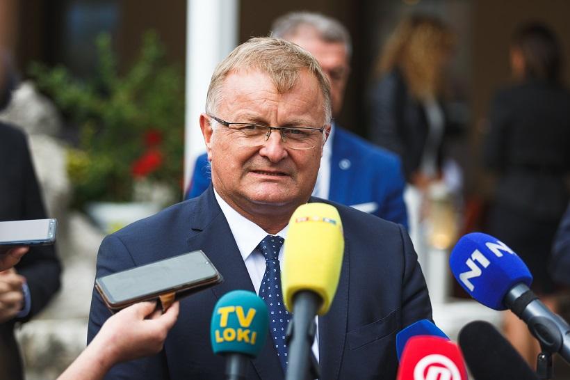 Željko Turk novi predsjednik ŽO HDZ-a Zagrebačke županije