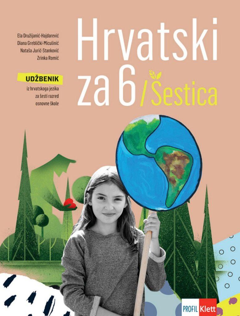 """Udžbenik iz hrvatskoga jezika za šesti razred """"Šestica"""" proglašen najboljim u Europi"""