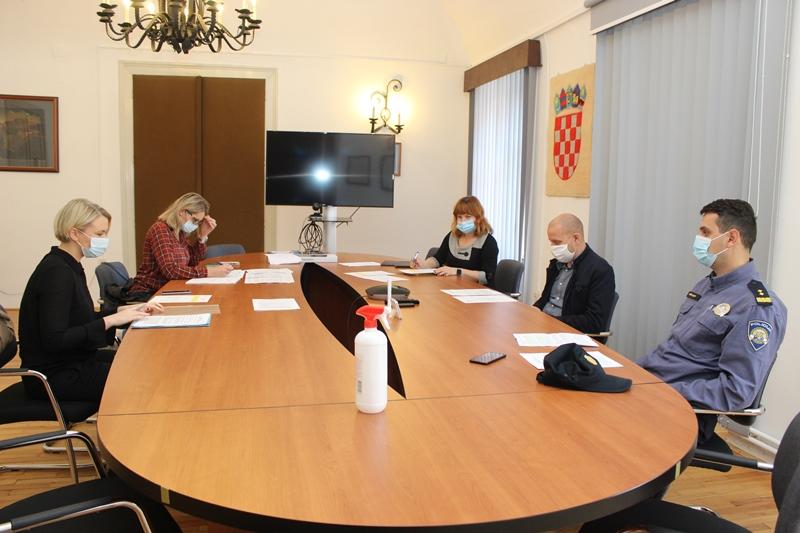 Održana sjednica Vijeća za prevenciju Grada Križevaca