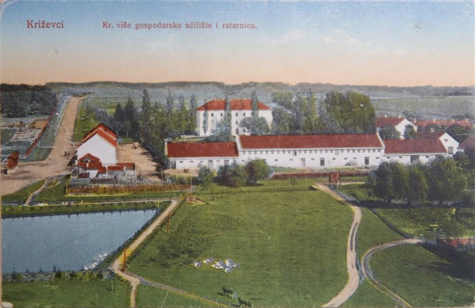 19. studenoga 1860. utemeljeno Kraljevsko gospodarsko i šumarsko učilište u Križevcima