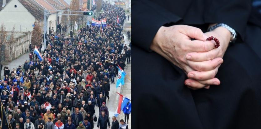 Podravsko-prigorski stožer zabranio odlazak u Vukovar, a za vjerska okupljanja nije nadležan