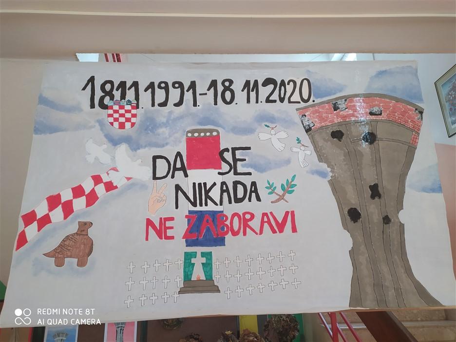 U Svetom Ivanu Žabnu obilježen Dan sjećanja na žrtvu Vukovara